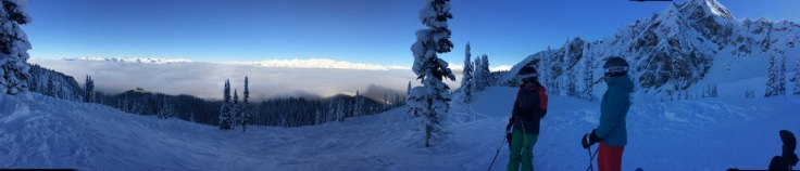 Powder Panorama