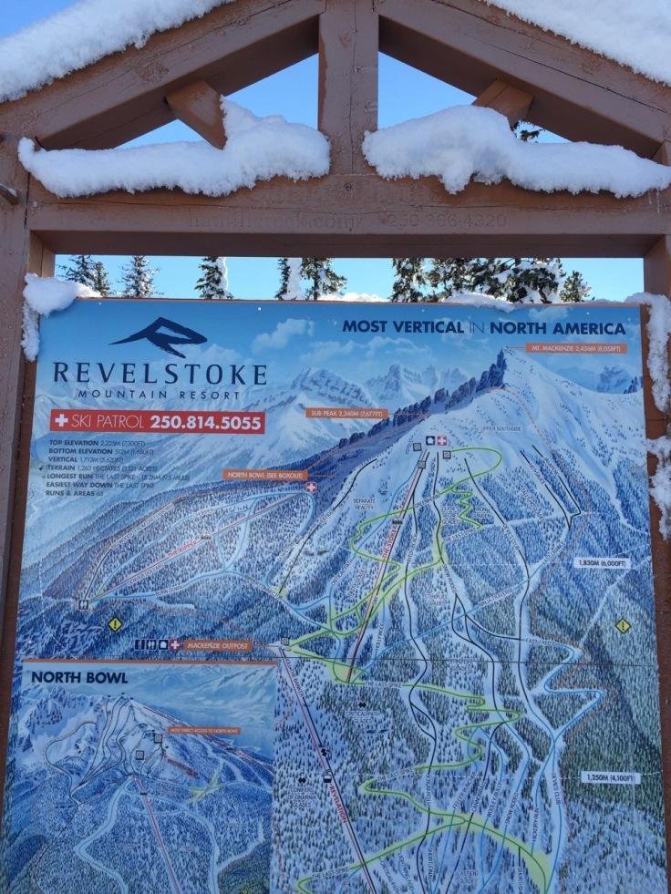 RMR Trail Map