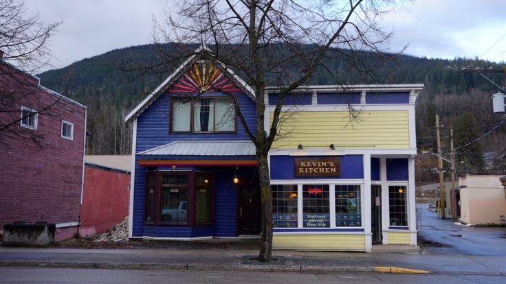 Revelstoke Colorfull House