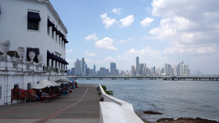 Banking District from Casco Viejo