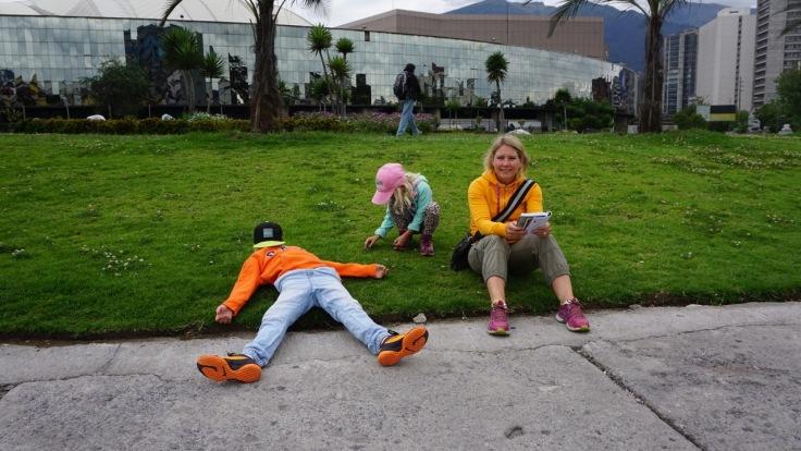 Quito - which Quito?