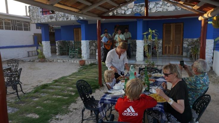 Dinner Casa Danay