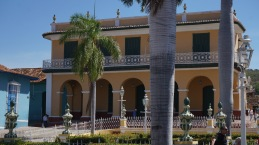 Palacio Brunet on Plaza Mayor