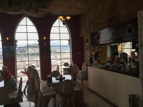 Cafeteria Torre Blass - Quito's best kept secret