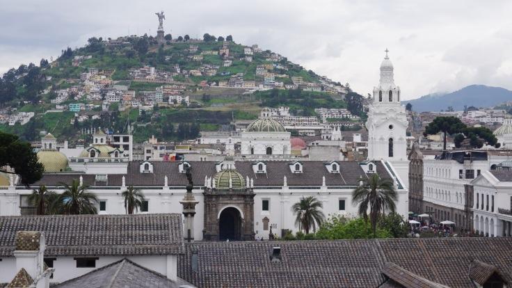 View to El Panecillo