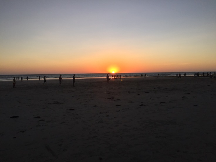 Jeri Sunset II