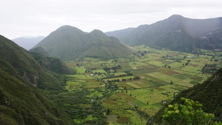 Pululahua volcano Quito